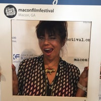 Photo taken at Macon Film Festival Headquarters by Terrell S. on 7/17/2015