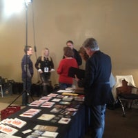 Photo taken at Macon Film Festival Headquarters by Terrell S. on 2/15/2013