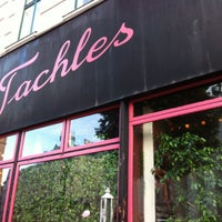 Photo taken at Tachles by Reinold B. on 5/20/2013