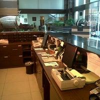 Photo taken at Hotel Menara Bahtera by Kia I. on 7/29/2013
