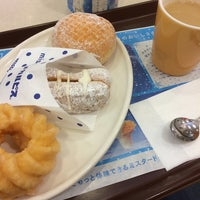 Photo taken at Mister Donut by T_K_7 on 7/11/2014