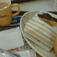 Photo taken at Mister Donut by T_K_7 on 7/9/2016