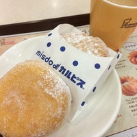 Photo taken at Mister Donut by T_K_7 on 7/17/2014