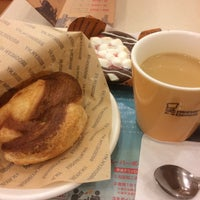 Photo taken at Mister Donut by T_K_7 on 2/14/2015