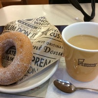 Photo taken at Mister Donut by T_K_7 on 4/9/2014