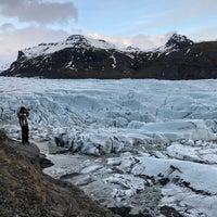 Photo taken at Svínafellsjökull by Emy D. on 4/15/2018