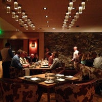 Photo taken at Spago by Steven F. on 8/21/2013