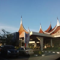 Photo taken at Minangkabau International Airport (PDG) by tridarsa r. on 7/20/2014