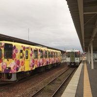 Photo taken at Imaizumi Station by Ra-revo on 11/18/2017