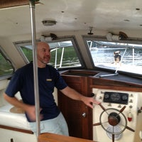 Photo taken at Bartlet Yacht by Russ H. on 9/18/2013