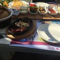 4/6/2018 tarihinde Rafet S.ziyaretçi tarafından Alaçatı Muhallebicisi'de çekilen fotoğraf