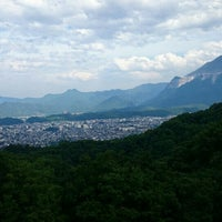 Photo taken at 旅立ちの丘 by oototu0303 on 7/3/2016