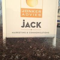 Photo taken at Jack's Company by Hans V. on 4/9/2013