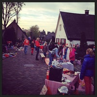 Photo taken at Blaricum, oude dorp by Hans V. on 4/30/2013