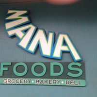 Photo taken at Mana Foods by Aileen K. on 1/28/2013