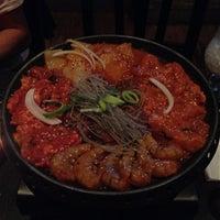Das Foto wurde bei Juki - Korean BBQ and Soju Bar von Jennifer v. am 11/22/2015 aufgenommen