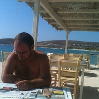 Photo taken at Arodo Restaurant by Menelaos G. on 10/7/2012