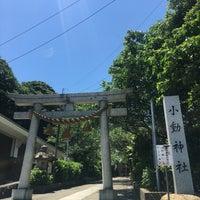 5/27/2017にEnergetic  GODが小動神社で撮った写真