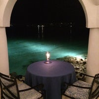 Photo taken at Pimms at Cap Juluca by Adriano A. on 3/23/2015