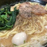 3/15/2018にbatayan 1.がらっち家 横浜家系ラーメンで撮った写真