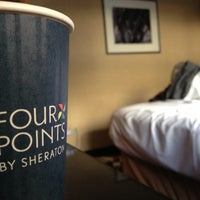 Photo taken at Four Points by Sheraton Manhattan Chelsea by Kevin C. on 11/28/2012