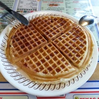 Photo taken at Waffle House by Claudia C. on 2/23/2013