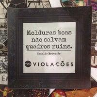 Photo taken at Biblioteca Social Fábio Luz by Michele S. on 8/26/2015
