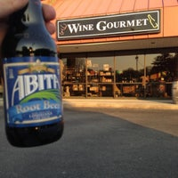 Photo taken at Wine Gourmet by Aden S. on 4/10/2013