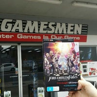 Photo taken at The Gamesmen by Selina P. on 5/21/2016