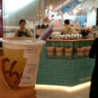 Photo taken at ChaTime (曰出茶太) by Selina P. on 5/14/2016