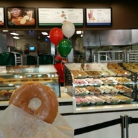 Photo taken at Krispy Kreme by Selina P. on 6/3/2016