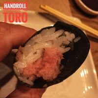 Foto tirada no(a) KazuNori: The Original Hand Roll Bar por Kivanc O. em 10/13/2017
