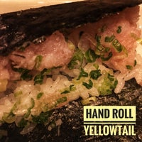 Foto tomada en KazuNori: The Original Hand Roll Bar  por Kivanc O. el 10/13/2017