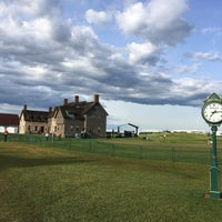 Photo taken at Erin Hills Golf Course by Melissa W. on 6/17/2017