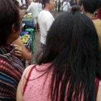 Photo taken at Sattahip Market by Amita T. on 5/20/2016
