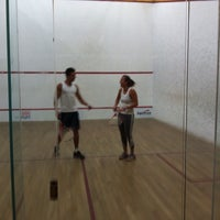Photo taken at Escola Mineira de Squash by Pedro S. on 9/3/2013