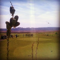 Photo taken at Sand Hollow Resort by Joshua A. on 6/28/2013