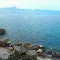 Photo taken at Lad Koh Viewpoint Samui Island by Book T. on 3/13/2013