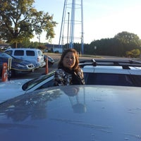 Photo taken at Fort Lee - Lee Gate by Alex A. on 10/18/2012