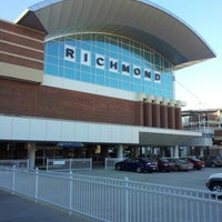 Photo taken at Richmond International Airport (RIC) by Alex A. on 10/22/2012