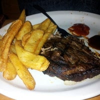 Photo taken at Texas Roadhouse by Alex A. on 10/18/2012