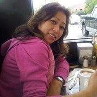 Photo taken at Waffle House by Alex A. on 10/19/2012