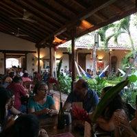 Photo taken at The Garden Café by Tania E. on 12/25/2014