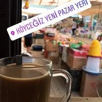 Photo taken at Köyceğiz Pazar Yeri by Barış B. on 8/7/2017