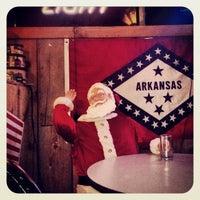Photo taken at Harry's Hamburger Barn by Sara C. on 12/20/2013