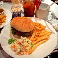 Photo taken at TRS Diner by Hendra a. on 7/23/2014