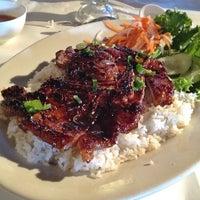 Photo taken at Lệ Ánh's Vietnamese Restaurant by Julius Droolius on 7/7/2013