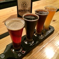 Photo taken at Bowigens Beer Company by Julius Droolius on 2/22/2015