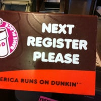 Photo taken at Dunkin Donuts by Daniel P. on 8/26/2013