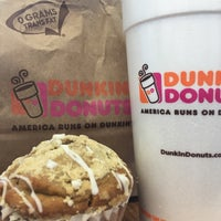 Photo taken at Dunkin Donuts by Daniel P. on 11/6/2017